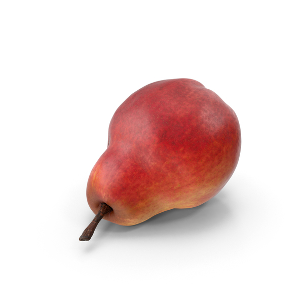 Williams Pear Red PNG & PSD Images