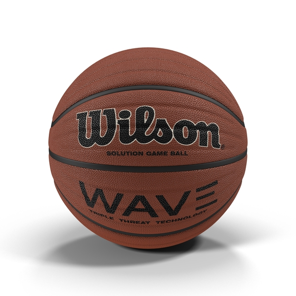 Ball: Wilson Wave Basketball PNG & PSD Images