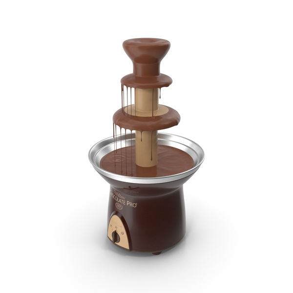 Wilton Chocolate Pro Chocolate Fountain PNG & PSD Images