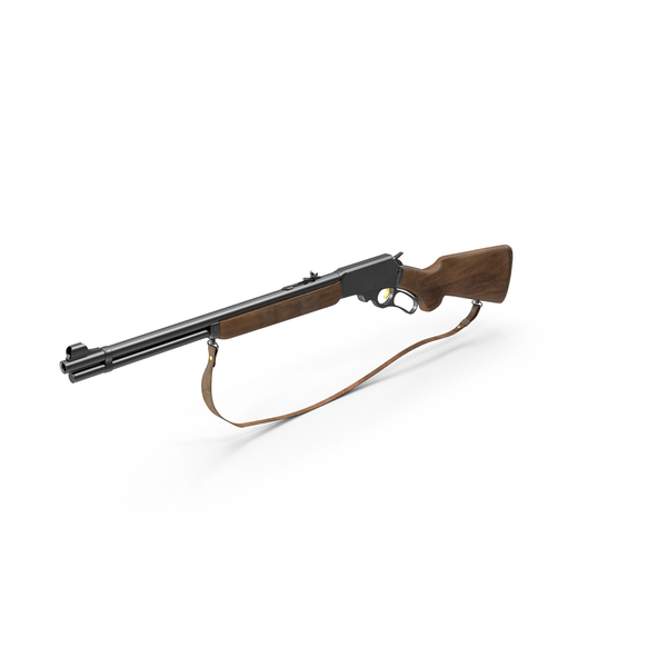 Winchester Rifle Marlin Model PNG & PSD Images