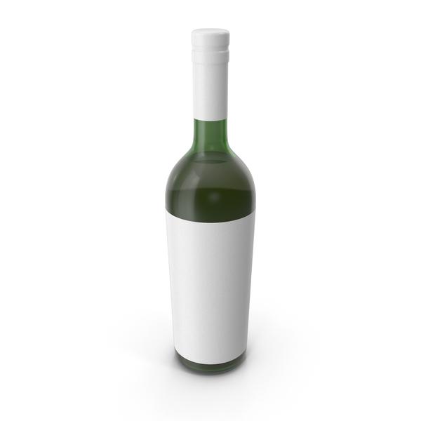 Wine Bottle PNG & PSD Images
