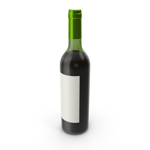 Wine Bottle PNG & PSD Images