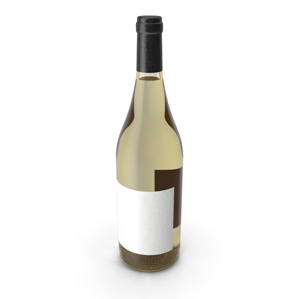 Wine Bottle White Wine PNG & PSD Images