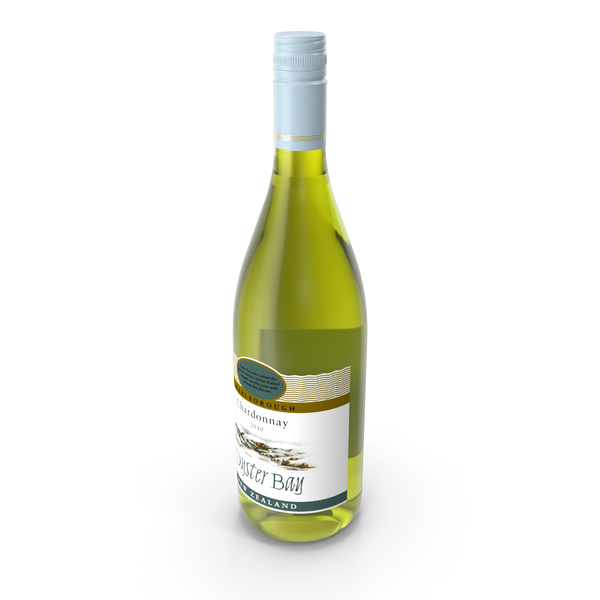 Wine Oyster Bay White PNG & PSD Images