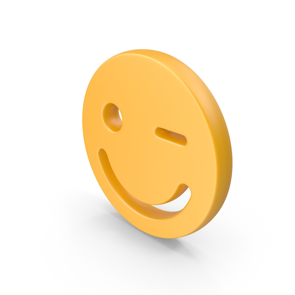 Facial Expression: Wink Face PNG & PSD Images