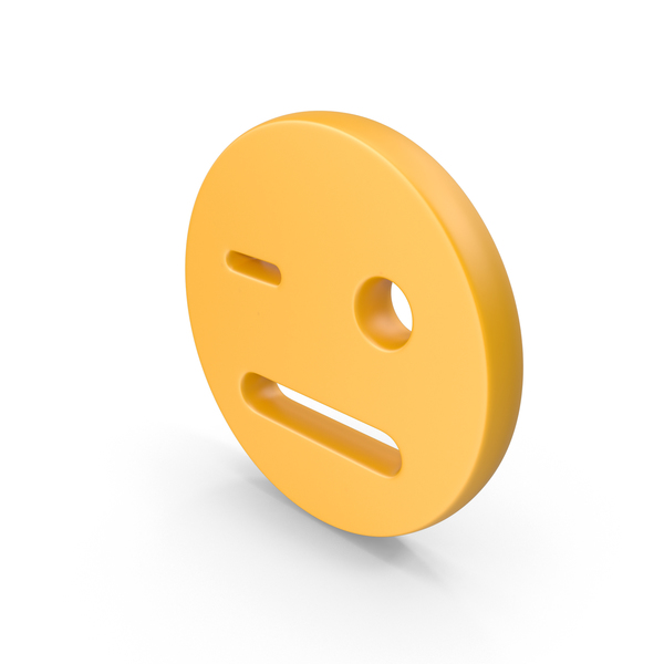 Facial Expression: Wink PNG & PSD Images