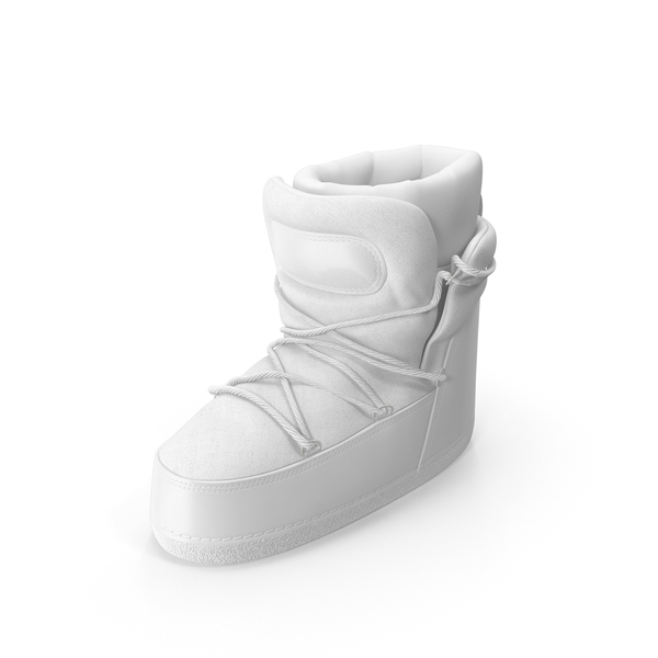Winter Boots PNG & PSD Images