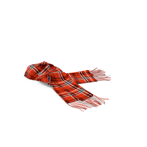 Winter Scarf PNG & PSD Images
