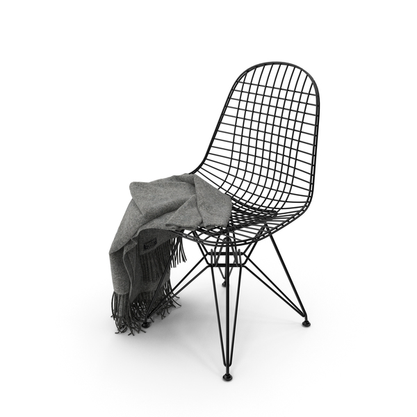 Wire Chair DKR PNG & PSD Images