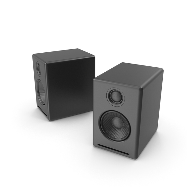 Wireless Speaker System PNG & PSD Images