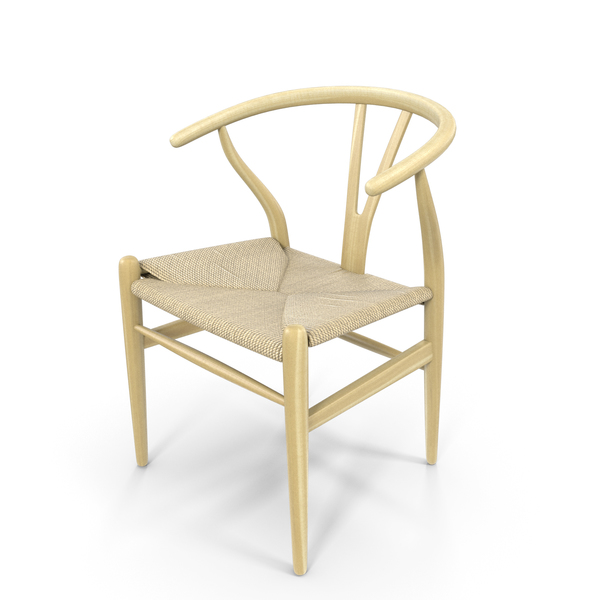 Wishbone Chair PNG & PSD Images