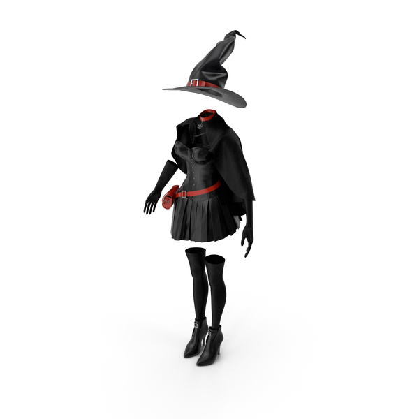 Hat: Witch Costume PNG & PSD Images