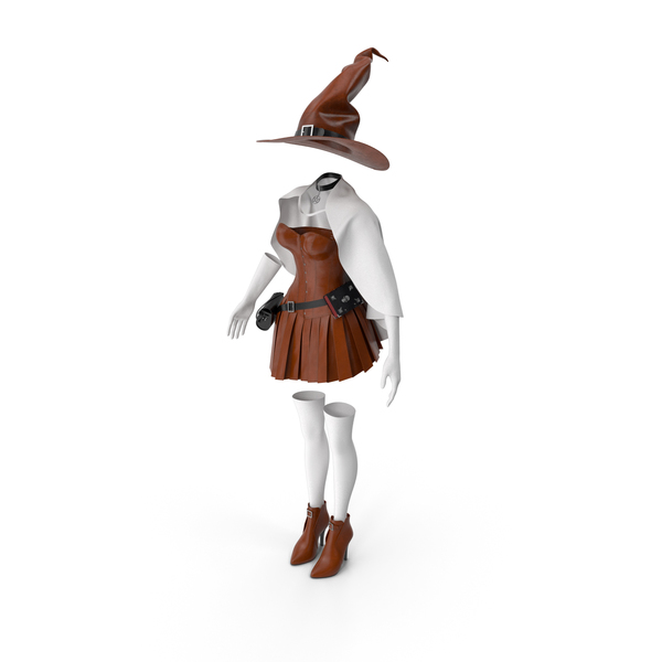 Staff: Witch Costume PNG & PSD Images