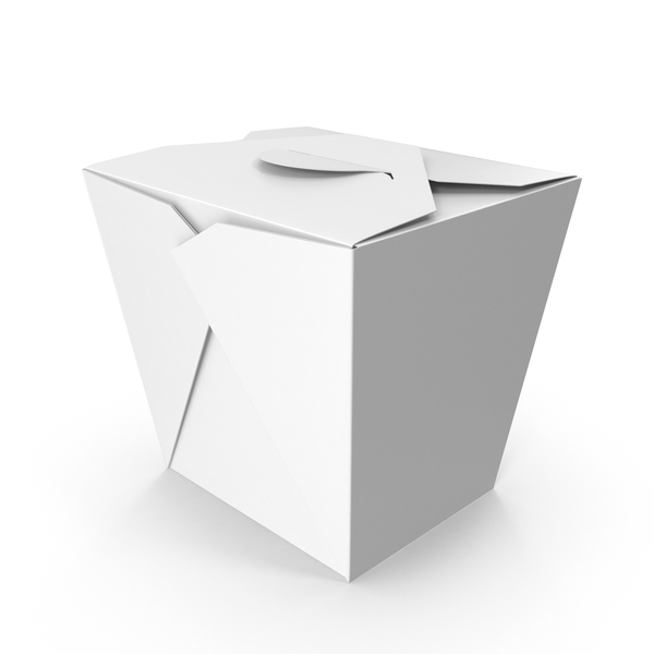 Food Container: Wok Box PNG & PSD Images