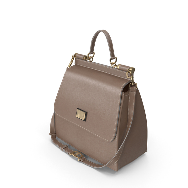 Woman's Bag Brown PNG & PSD Images