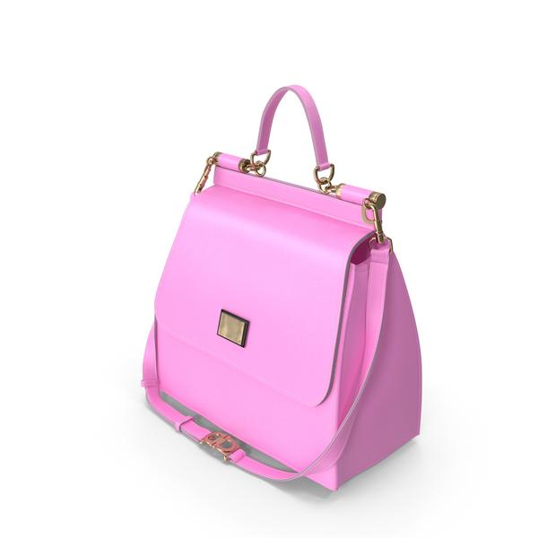 Handbag: Woman's Bag PNG & PSD Images