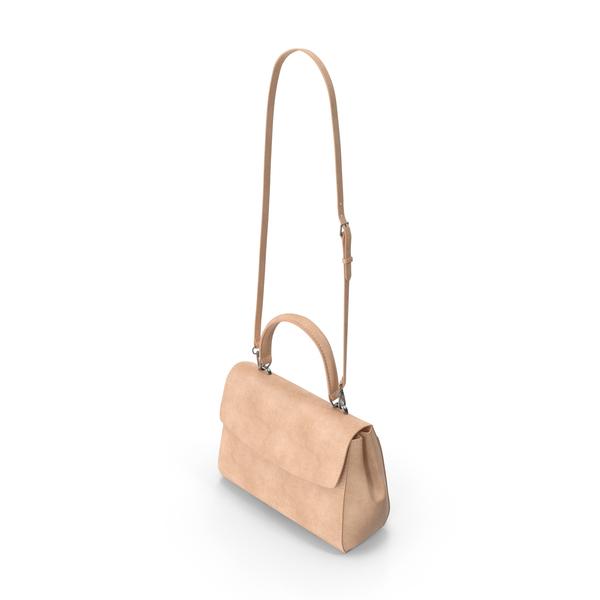 Women's Bag Beige PNG & PSD Images