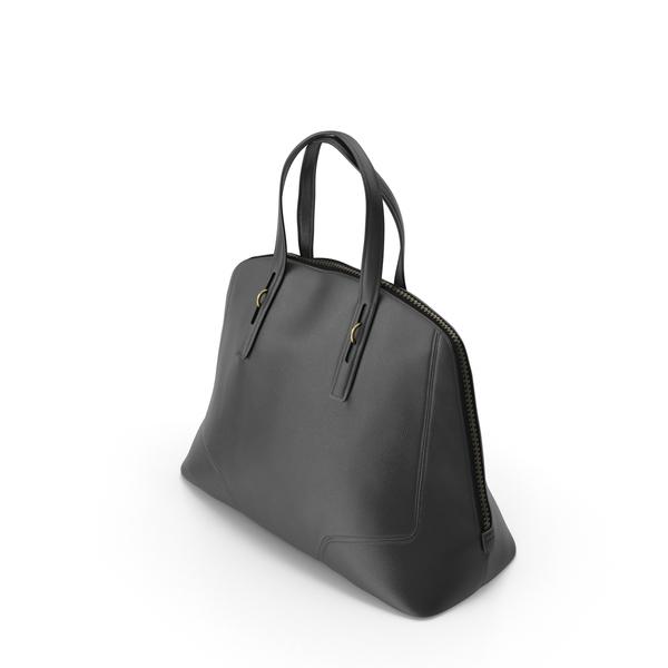 Women's Bag Black PNG & PSD Images
