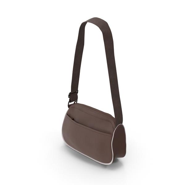 Handbag: Women's Bag Brown PNG & PSD Images