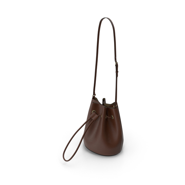 Purse: Women's Bag Brown PNG & PSD Images
