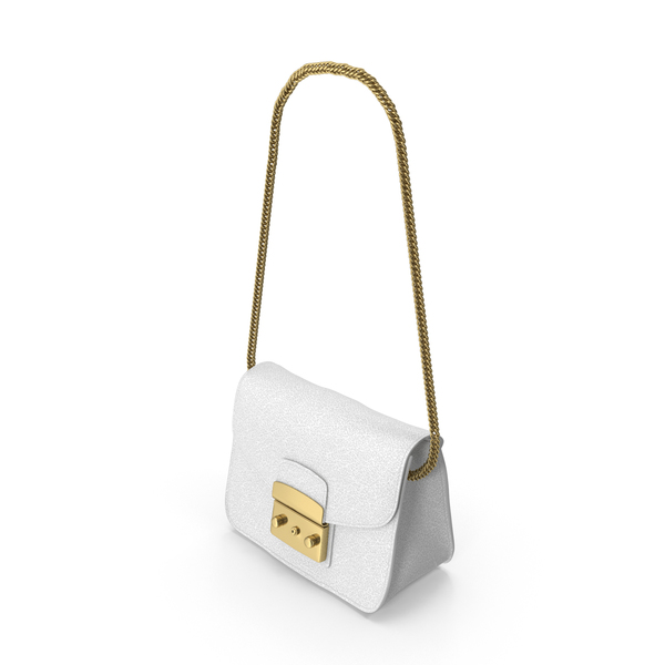 Women's Bag White PNG & PSD Images