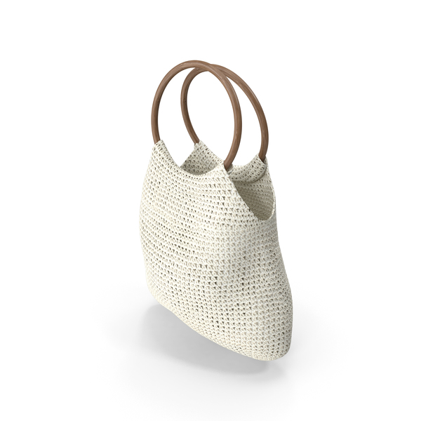 Purse: Women's Bag White PNG & PSD Images