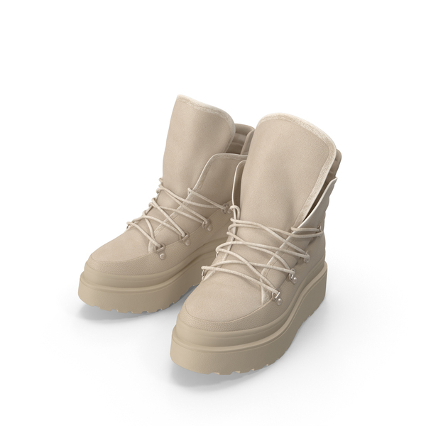 Women's Boots PNG & PSD Images