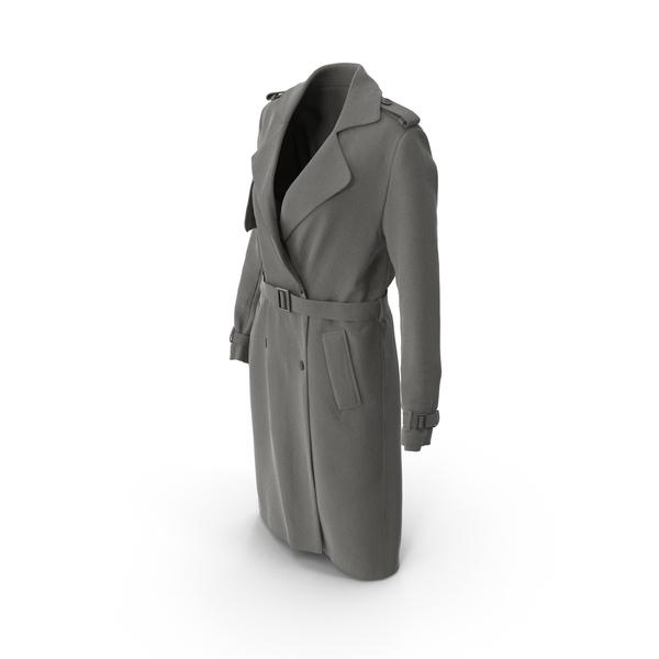 Women's Coat PNG & PSD Images