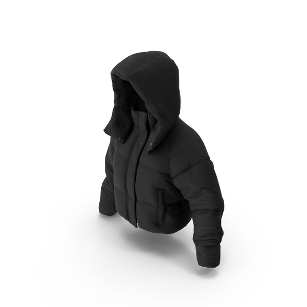 Coat: Women's Down Jacket PNG & PSD Images