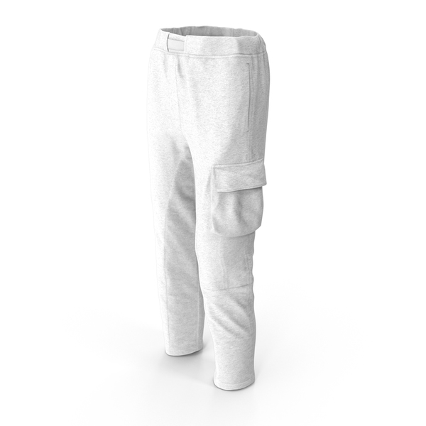 Women's Pants White PNG & PSD Images