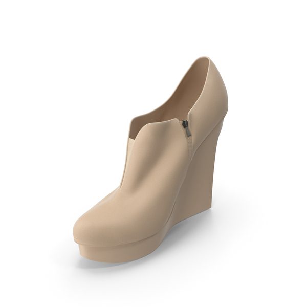 High Heels: Women's Shoes Beige PNG & PSD Images
