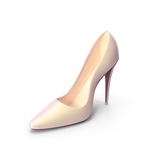 Women's Shoes Nude Color PNG & PSD Images