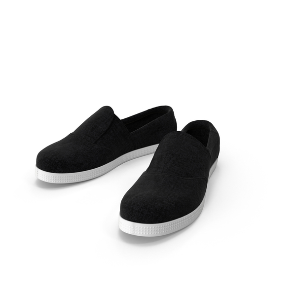 Women's Slip On Shoes PNG & PSD Images