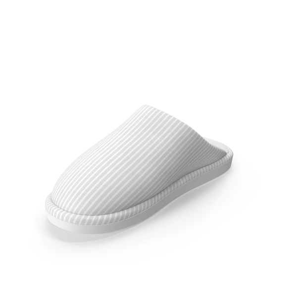 Slipper: Women's Slippers White PNG & PSD Images