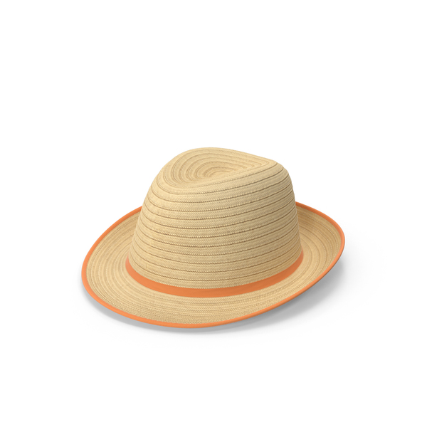 Women's Straw Hat PNG & PSD Images