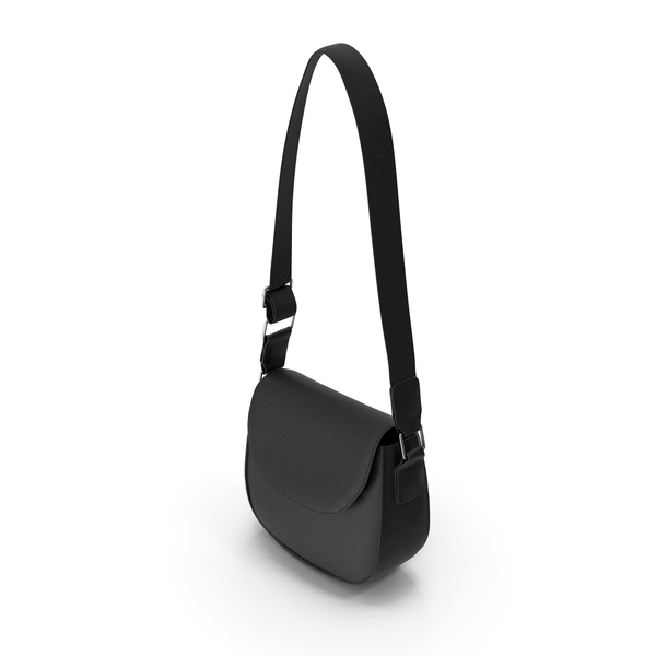 Handbag: Womens Bag Black PNG & PSD Images