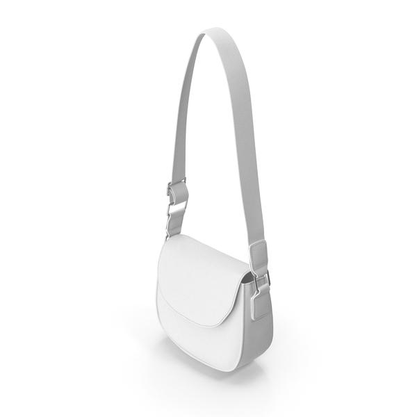 Handbag: Womens Bag White PNG & PSD Images