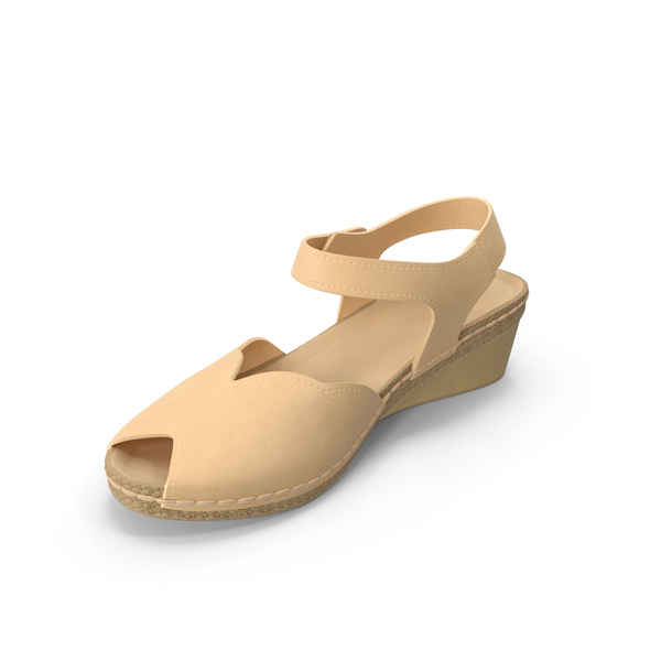 Sandals: Womens Shoes Beige PNG & PSD Images