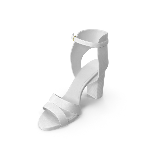 High Heels: Womens Shoes White PNG & PSD Images