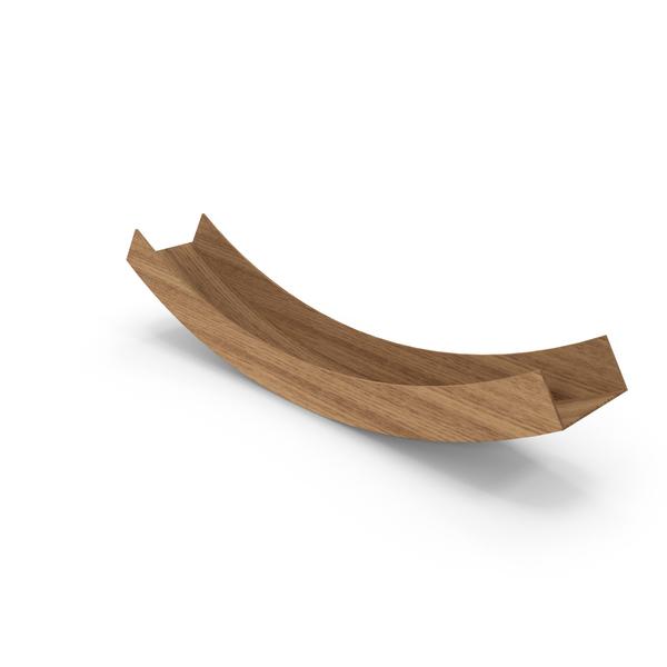 Wood Arc Bowl PNG & PSD Images