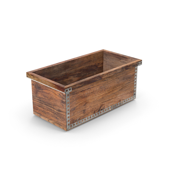 Wood Box Object