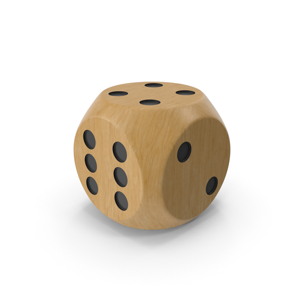 Wood Dice PNG & PSD Images