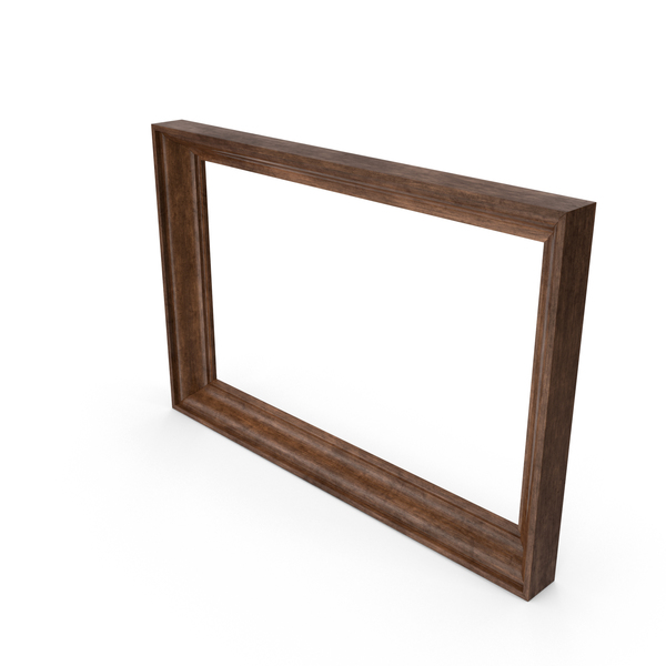 Picture: Wood Frame Object