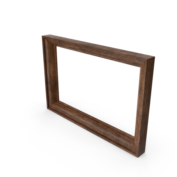 Wood Frame Object