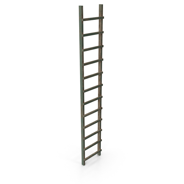 Wood Ladder PNG & PSD Images