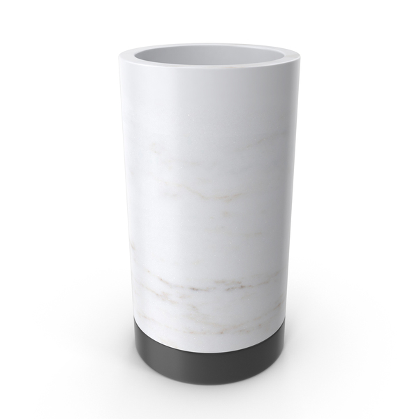 Wood Marble Wine Cooler PNG & PSD Images