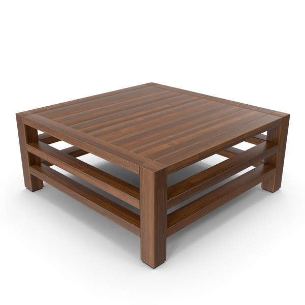 Wood Outdoor Table PNG & PSD Images