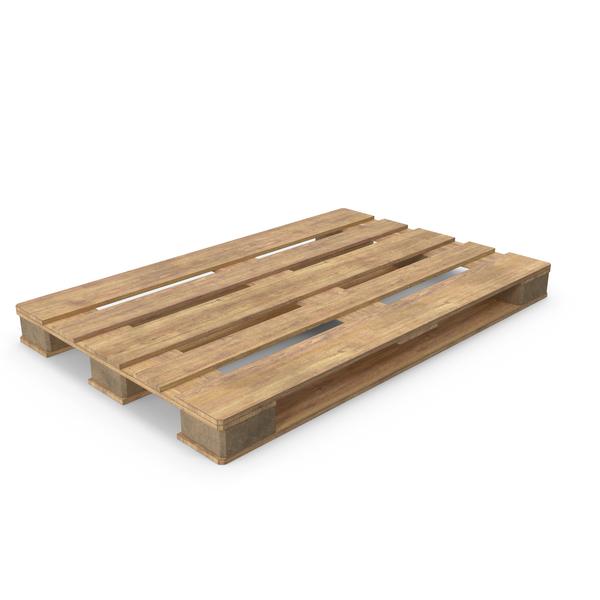 Wood Pallet PNG & PSD Images