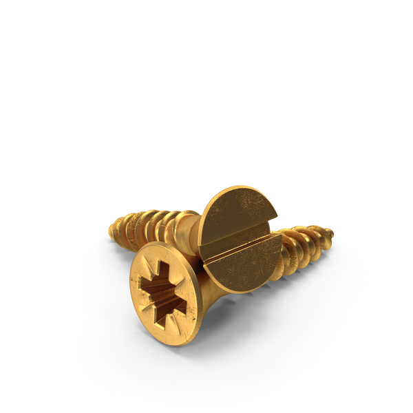 Wood Screws PNG & PSD Images