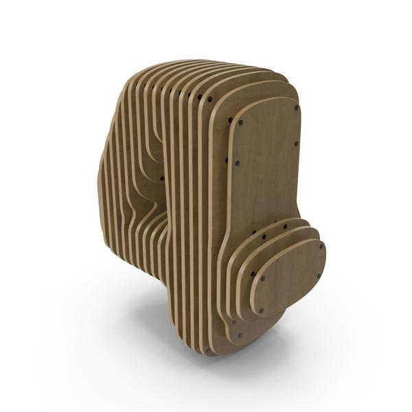 Wood Symbol 4 PNG & PSD Images